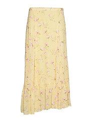 Delicate Semi Skirt - YELLOW POPPY