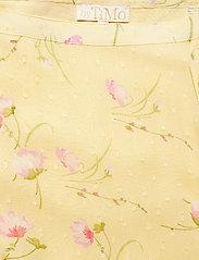 by Ti Mo - Delicate Semi Skirt - midi skirts - yellow poppy - 2