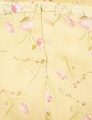 by Ti Mo - Delicate Semi Skirt - midi skirts - yellow poppy - 3
