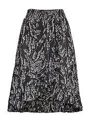 Festival Skirt - STRAWS