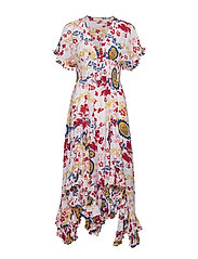 Festival Assymetric Dress - MIMOSA