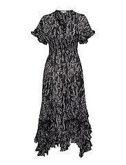 Festival Assymetric Dress - STRAWS