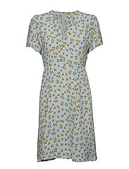 50s Dress - SUNFLOWER