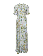 by Ti Mo Maxi Day Dress - SUNFLOWER
