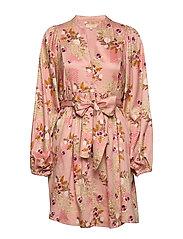 70's Mini Dress - VINTAGE COMBO