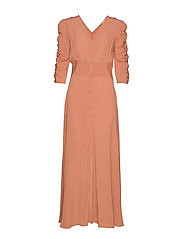 Summer Rouching Gown - POLKADOTS