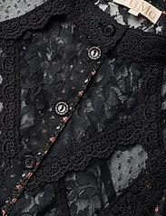 by Ti Mo - Jacquard Lace Shift Dress - sommerkjoler - vintage rose - 2