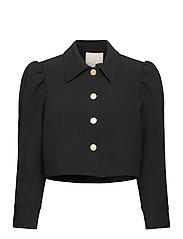Tailored Jacket - BLACK