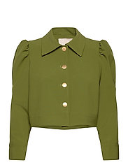 Tailored Jacket - GREEN