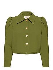 Tailored Jacket - GREEN