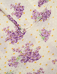 by Ti Mo - Delicate Top - langærmede bluser - sunny flowers - 2