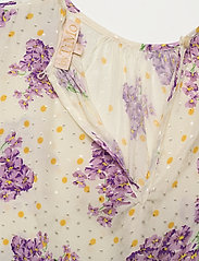 by Ti Mo - Delicate Top - langærmede bluser - sunny flowers - 3