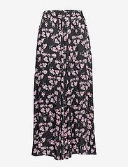 by Ti Mo - Shiny Skirt - maxi skirts - apple blossom - 0