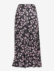 by Ti Mo - Shiny Skirt - maxi skirts - apple blossom - 1