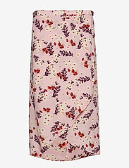 by Ti Mo - Wrap Skirt - midi skirts - bloom - 0