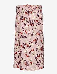 by Ti Mo - Wrap Skirt - midi skirts - bloom - 1
