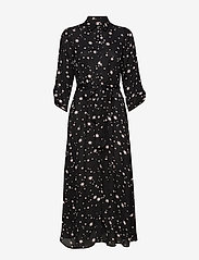by Ti Mo - Vintage Drape Shirt Dress - shirt dresses - stars - 0