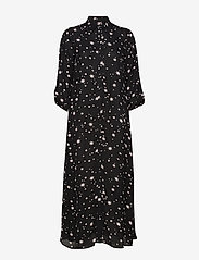 by Ti Mo - Vintage Drape Shirt Dress - shirt dresses - stars - 2