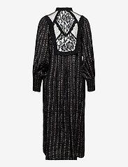 by Ti Mo - Jacquard Lace Shift Dress - sommerkjoler - vintage rose - 1