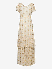 by Ti Mo - Georgette Gown - maxi dresses - wallpaper - 2