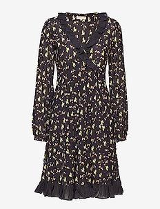 Bohemian Wrap Dress - omslagskjoler - 802 madison