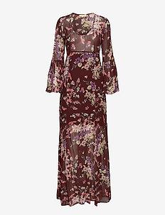 Semi Couture Gown - 790 VIOLA