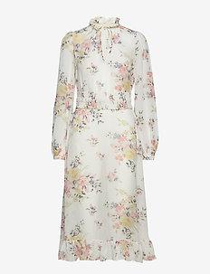 48b03ef0 Semi Couture A-Line Midi Dress - 823 CYPRESS. 45%. by Ti Mo