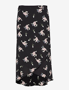 Wrap Skirt - SMALL BOUQUET