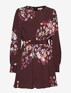 Dalia Mini Dress - WISTERIA