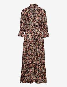 Delicate Button Down Gown - skjortklänningar - field