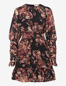 Soft Organza Mini Dress - midi kjoler - vintage field