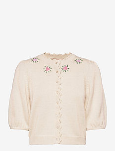 Soft Knit Jacket - cardigans - vintage