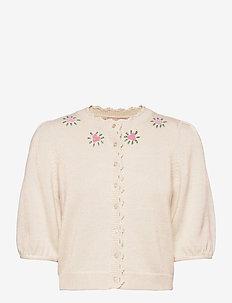 Soft Knit Jacket - koftor - vintage