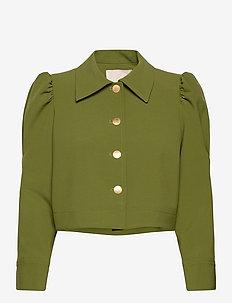 Tailored Jacket - tunna jackor - green