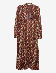 Bohemian Tassels Dress - sommerkjoler - wallpaper