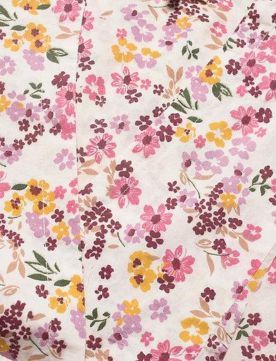 By Ti Mo Bohemian Blouse- Bluzki & Koszule Pretty Garden