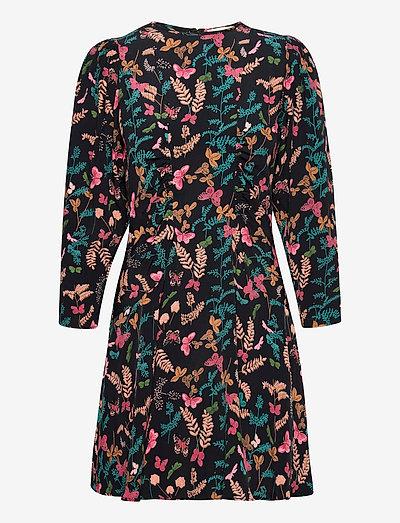 Pre Spring Mini Dress - zomerjurken - butterfly