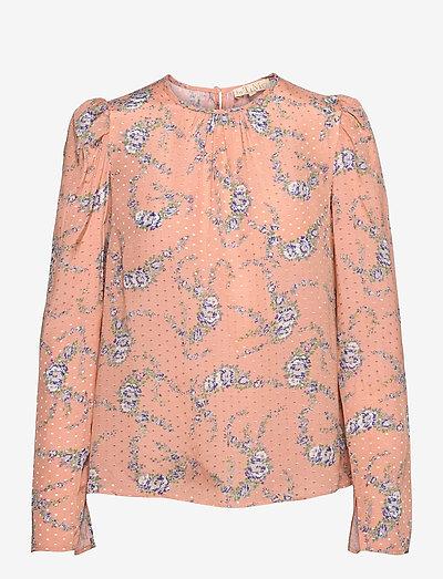 Delicate Top - blouses met lange mouwen - flowervine