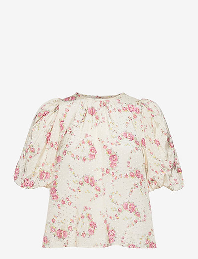 Delicate Blouse - blouses met korte mouwen - daydream
