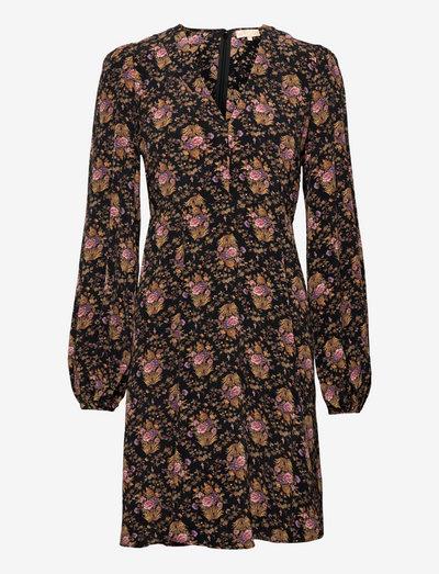 Autumn 50's Dress - sommerkjoler - lavish