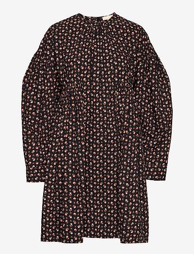 50's Cotton Mini Dress - hverdagskjoler - ossoms