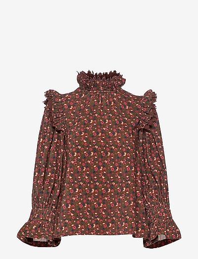 Baby Cord Blouse - langermede bluser - autumn