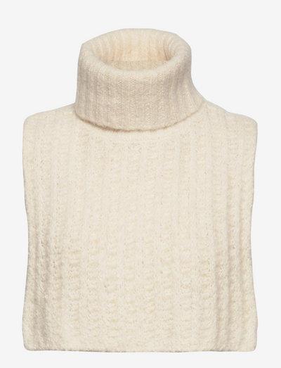 Soft Knit Neckwarmer - tilbehør - off white