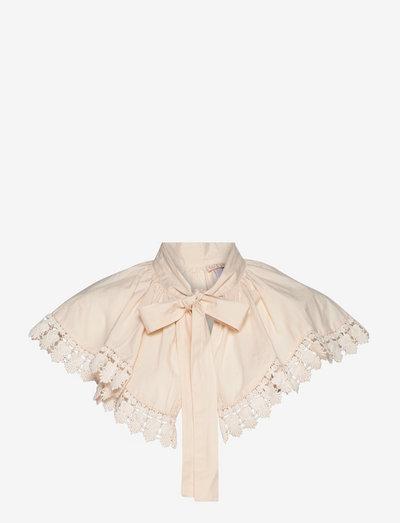 50's Cotton Collar - tilbehør - vintage