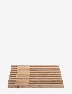 Table Frame - pot coasters - oiled