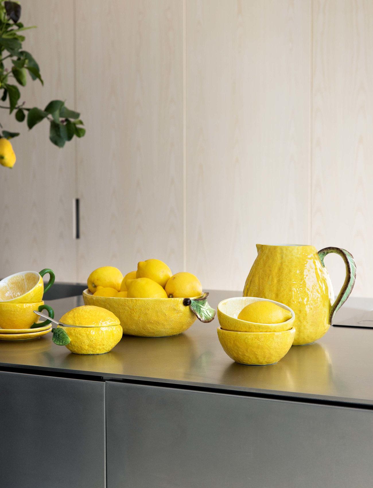 ByOn - Jug Lemon - vesikannut ja -karahvit - yellow - 1