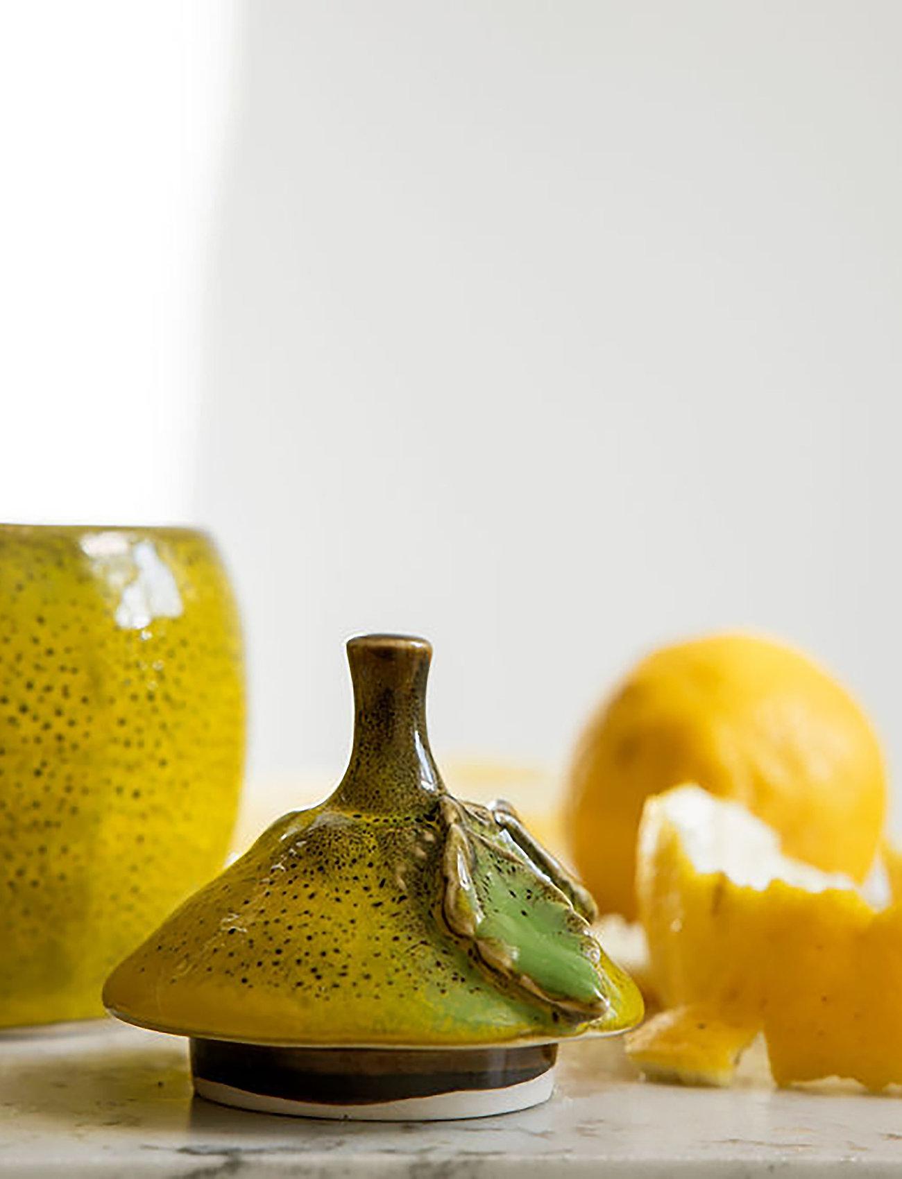 ByOn - Bowl Lemon jam - keittiöpurkit - yellow - 0