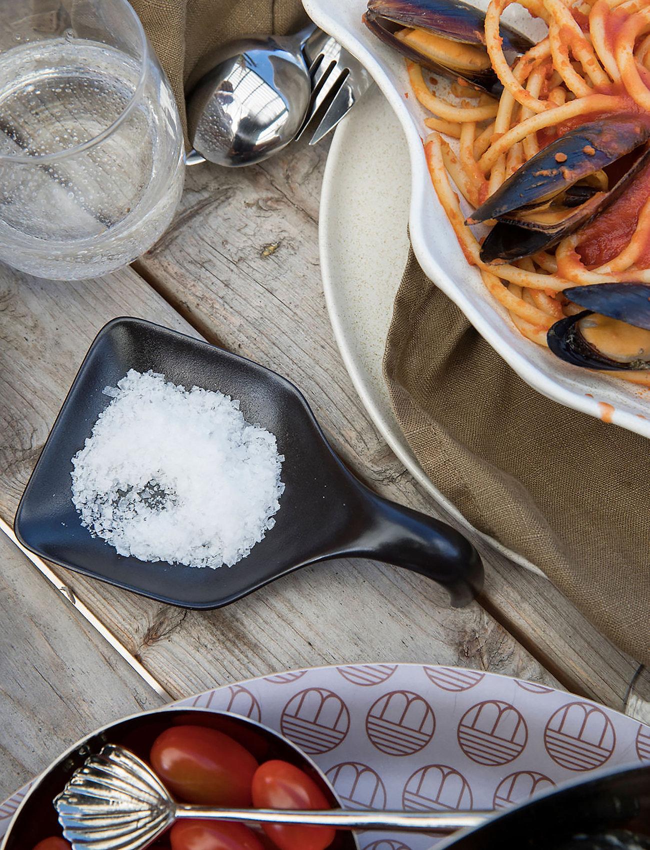 ByOn - Serving spoon Blackroot - serveringsfat - black - 1