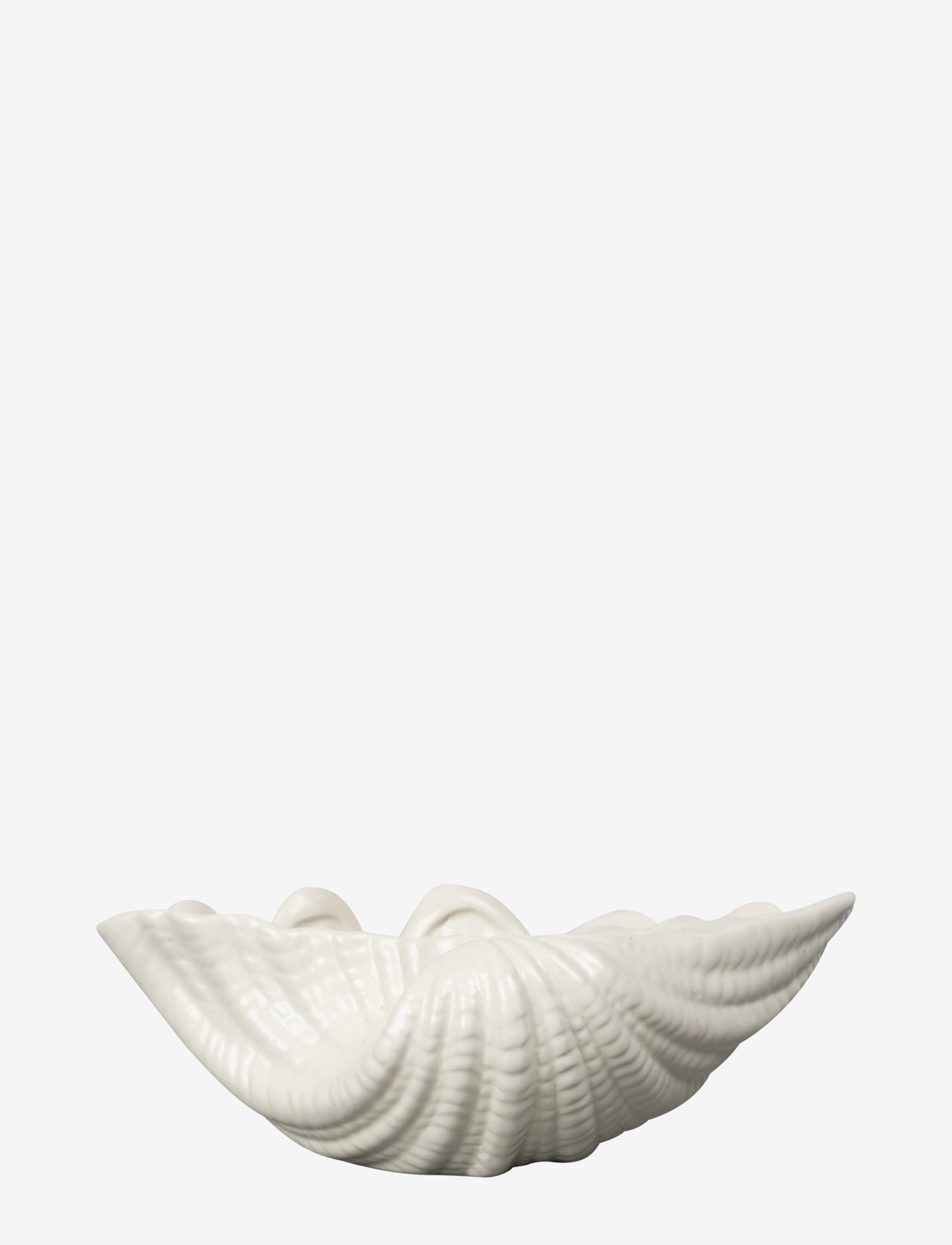 ByOn - Bowl Shell S - tarjoilukulhot - white - 0