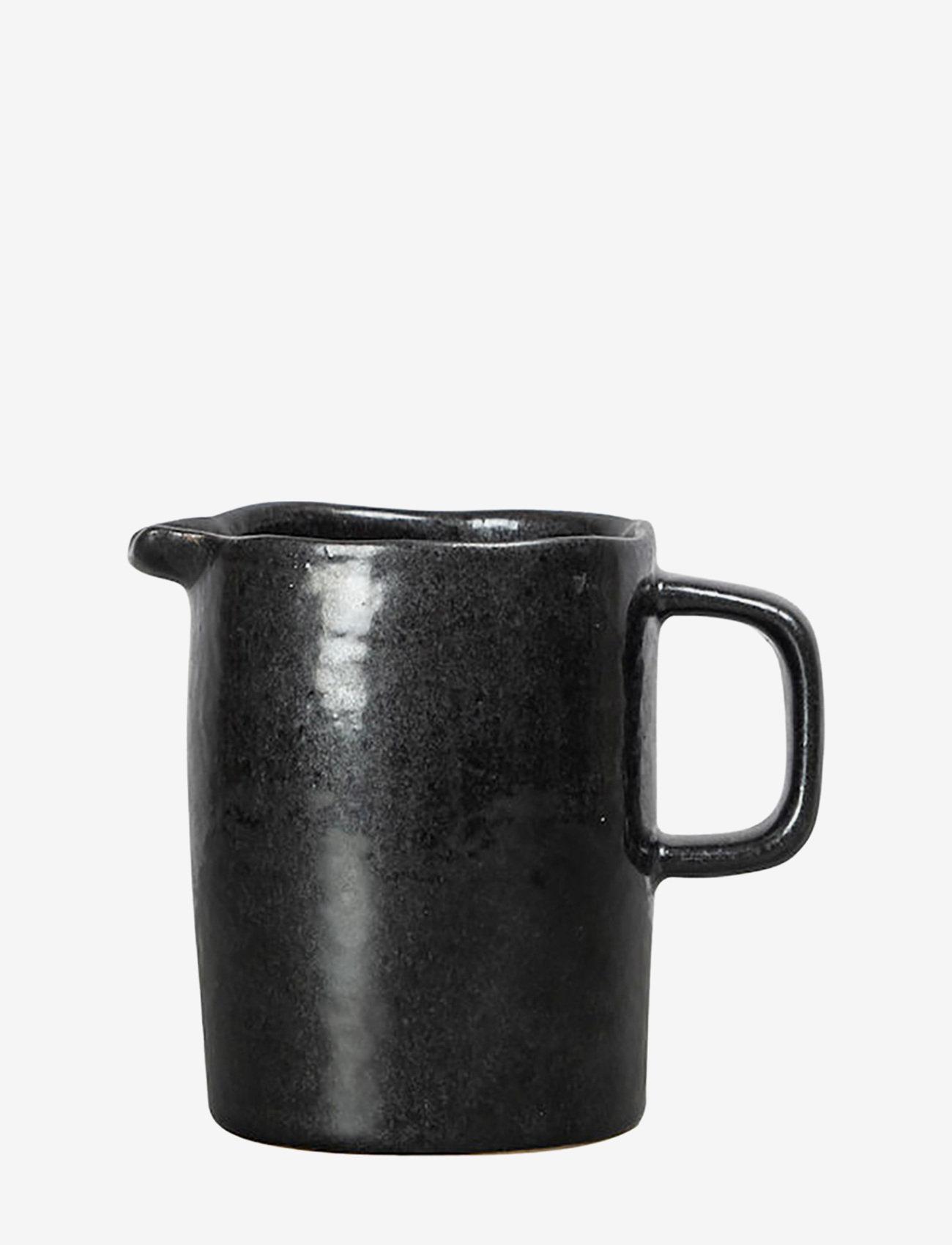 ByOn - Jug Guilia - vesikannut ja -karahvit - black - 0